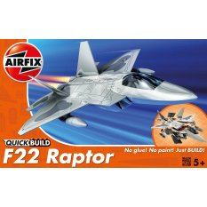Raptor F-22 - Airfix quickbuild