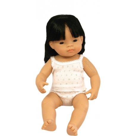 Lalka - azjatycka dziewczynka