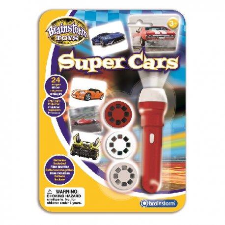 Projektor Super Cars