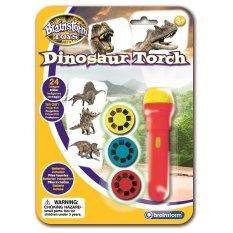 Projektor Dinosaurs Torch