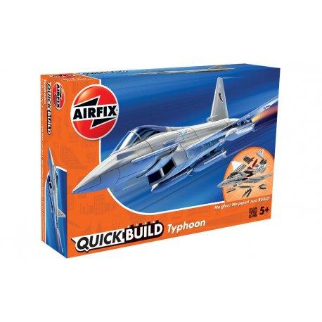 Eurofighter Typhoon - Airfix quickbuild