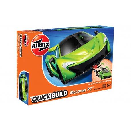 Maclaren P1 - Airfix quickbuild