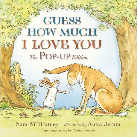 Guess How Much I Love You: Pop-up