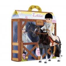 Lottie Pony Pals - dżokejka