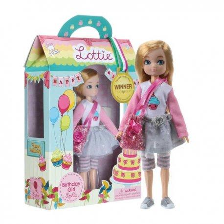 Lottie - Sophia, obchodząca urodziny