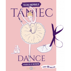 Taniec - teczka inspiracji