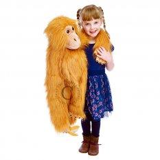 Orangutan OGROMNA pacynka The Puppet Company
