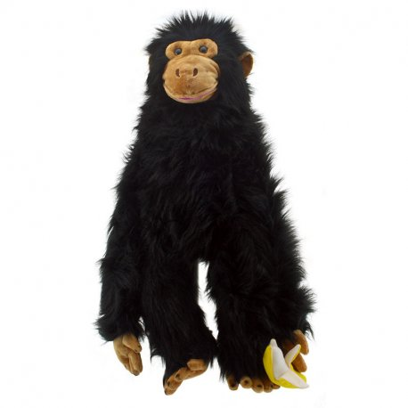Szympans OGROMNA pacynka The Puppet Company