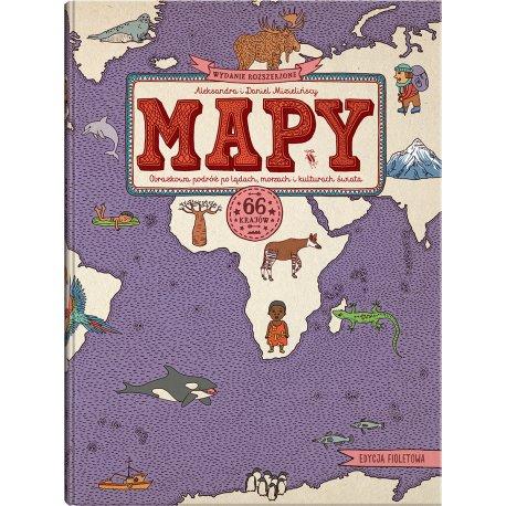 Mapy - edycja fioletowa