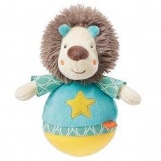 Wańka wstańka Lew, z kolekcji Zabawni Przyjaciele BabyFehn