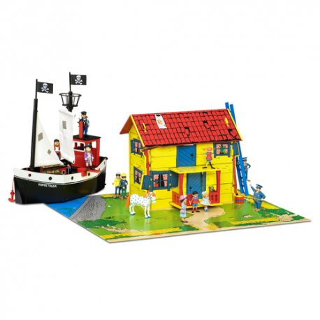Statek Pippi