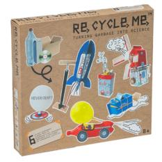 Zestaw Kreatywny - Nauka - Re-Cycle-Me