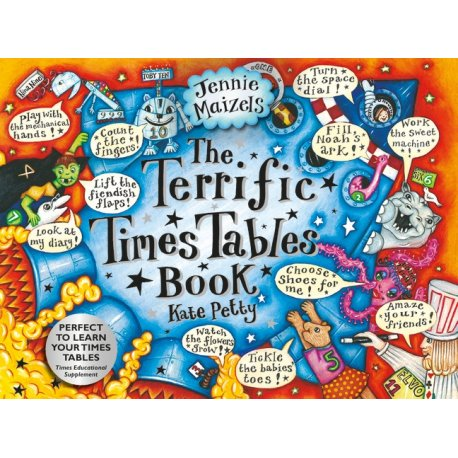 The Terrific Times Table Book