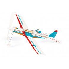 Samolot z napędem na gumkę