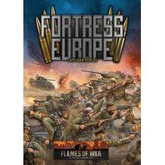 Fortress Europe - podręcznik do okresu LW gry Flames of War ed. 4