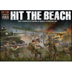 Hit the beach! Zestaw startowy do gry Flames of War ed. 4