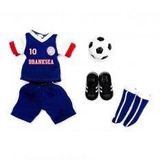 Lottie - strój piłkarski Branksea United