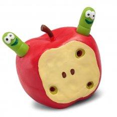 Robaki w jabłku gniotek sensoryczny