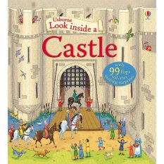 Look inside a castle