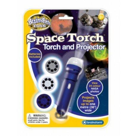 Projektor space torch