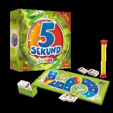 Gra 5 sekund junior 2. 0 edycja specjalna