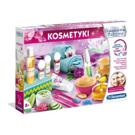Kosmetyki - naukowa zabawa