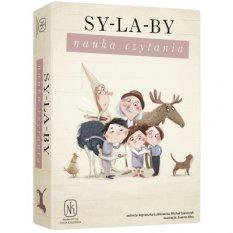 SY-LA-BY. Nauka czytania - gra