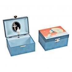 Pozytywka - szkatułka z baletnicą, Misie polarne