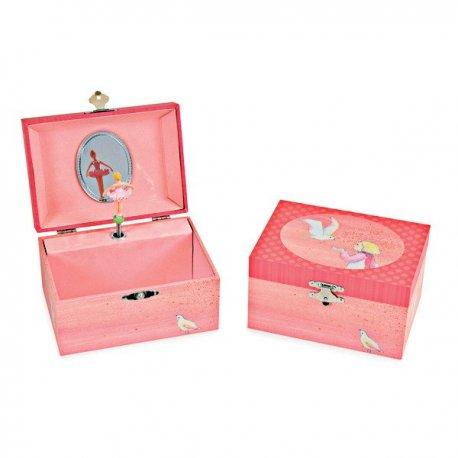 Pozytywka - szkatułka z baletnicą, Mewa