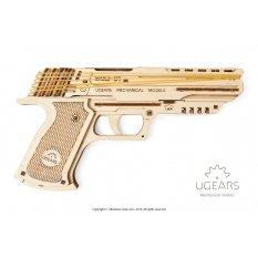 Pistolet Wolf-01 Model mechaniczny do składania