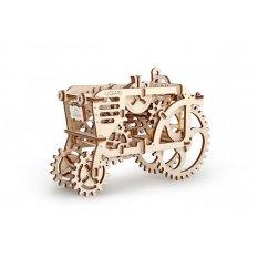 Traktor Model mechaniczny do składania UGEARS