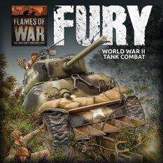 Fury - zestaw startowy do gry Flames of War
