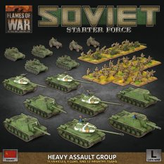 Soviet LW 'Heavy Assault Group' Army Deal (SUAB13)