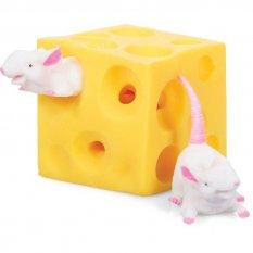 Myszki w serze