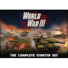 TYBX02 World War III Complete Starter