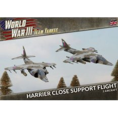 HARRIER CLOSE SUPPORT FLIGHT (X2 PLASTIC)