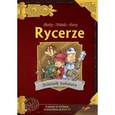Rycerze - komiks paragrafowy