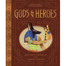 Gods and Heroes. Encyclopedia Mythologica Pop-up