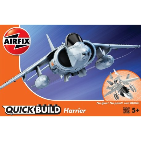 Harrier - Airfix quickbuild