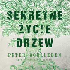 Sekretne życie drzew - audiobook