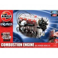 Silnik spalinowy - Airfix