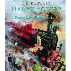 Harry Potter i Kamień Filozoficzny - edycja ilustrowana