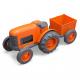 Ciągnik z przyczepą Green Toys