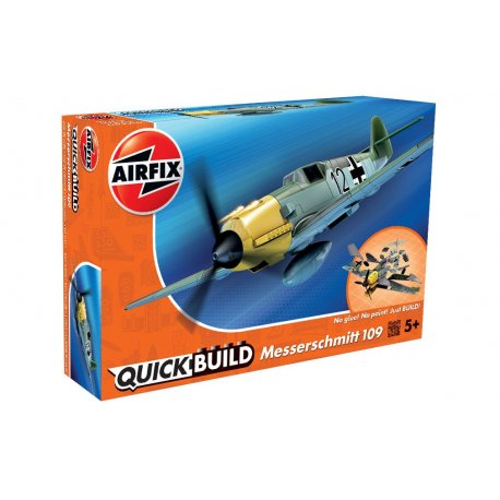 Messerschitt Bf 109e - Airfix quickbuild