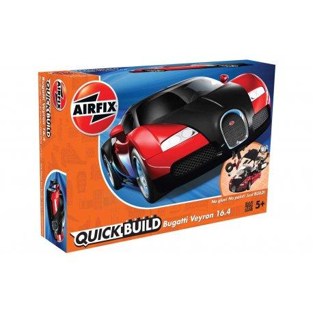 Bugatti Veyron - Airfix quickbuild
