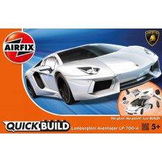 Lamborghini Aventador - Airfix quickbuild